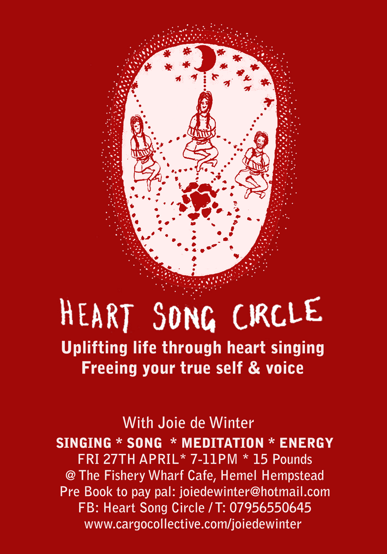 heart song poster kate